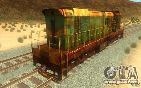 Chme3-5792 v2 para GTA San Andreas