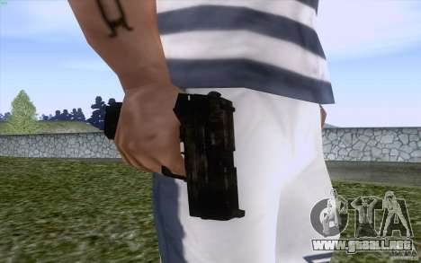 Brazos de F.E.A.R. para GTA San Andreas segunda pantalla