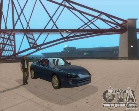 ENB from GTA VI come Back para GTA San Andreas segunda pantalla