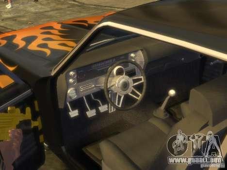 Chevrolet Nova SS 1969 para GTA 4 visión correcta