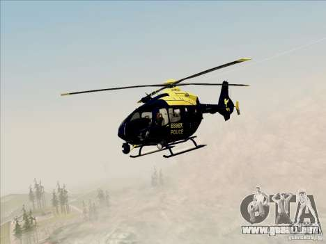 Eurocopter EC-135 Essex para GTA San Andreas