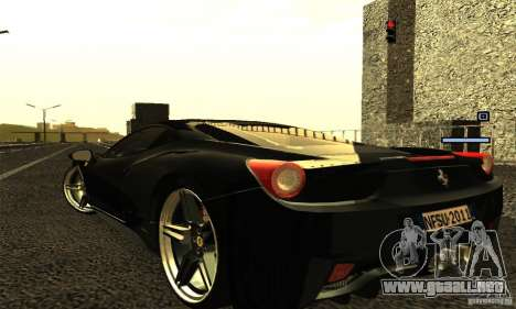 ENB Series 2013 HD by MR para GTA San Andreas sexta pantalla