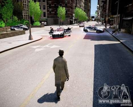 Vito Scaletta para GTA 4 tercera pantalla
