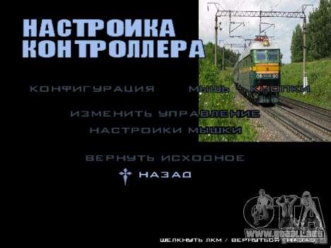 Pantalla de arranque de Moscú para GTA San Andreas sexta pantalla