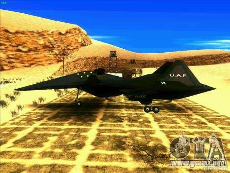 ADF-01 Falken para GTA San Andreas left
