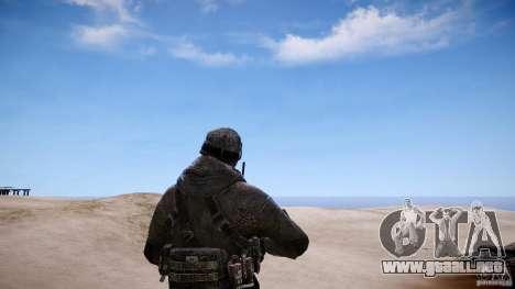 Precio del capitán de COD MW3 para GTA 4 tercera pantalla