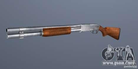 Grims weapon pack3-4 para GTA San Andreas