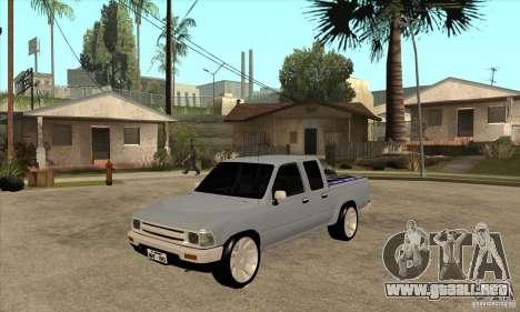 Toyota Hilux Surf v2.0 para GTA San Andreas