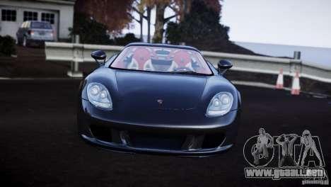 Porsche Carrera GT V1.1 [EPM] para GTA 4 left