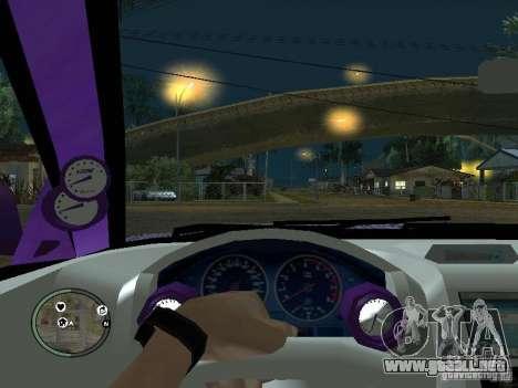 Mitsubishi Spyder 2Fast2Furious Cabriolet para vista lateral GTA San Andreas