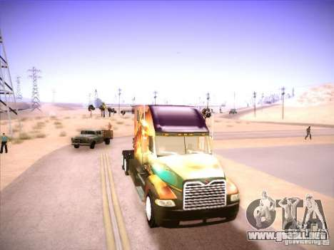 Mack Vision para GTA San Andreas left