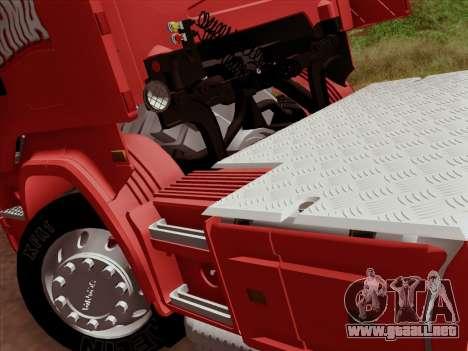 Scania R620 Brahma para la vista superior GTA San Andreas