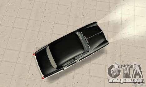 Volga GAZ-21 para la visión correcta GTA San Andreas