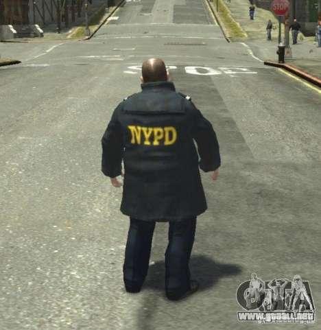 Ultimate NYPD Uniforms mod para GTA 4 novena de pantalla