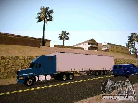 Mack ch 613 para GTA San Andreas left