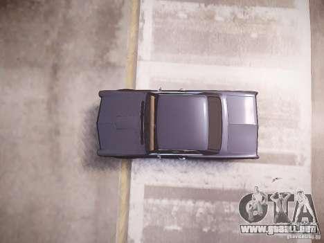 Pontiac GTO 1965 Custom discks pack 3 para GTA 4 visión correcta