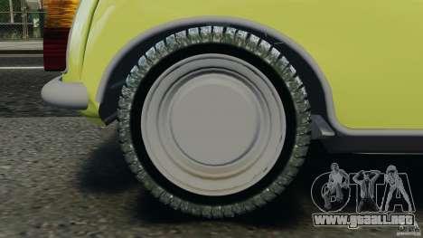 Mini Cooper para GTA 4 vista lateral