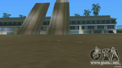 Stunt Dock V1.0 para GTA Vice City tercera pantalla