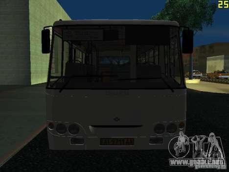 Bogdan A09202 v2 para vista lateral GTA San Andreas