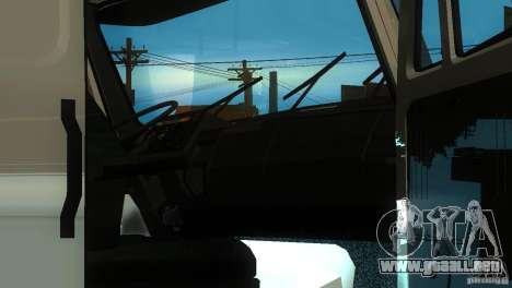 ZIL 5417 SuperZil para la visión correcta GTA San Andreas