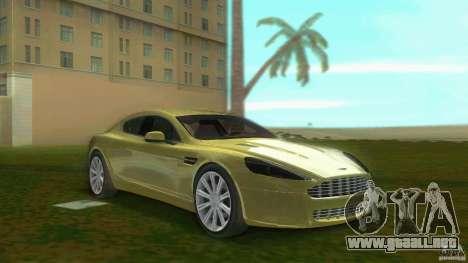 Aston Martin Rapide para GTA Vice City