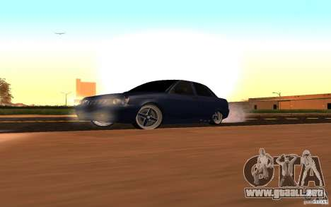LADA PRIORA coches tuning para visión interna GTA San Andreas