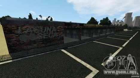 Laguna Seca [HD] Retexture para GTA 4 quinta pantalla
