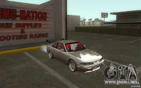 Nissan Silvia S14 Zenkitron para GTA San Andreas