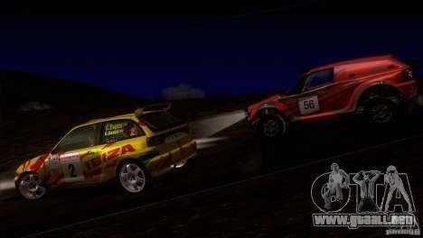 Seat Ibiza Rally para el motor de GTA San Andreas