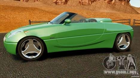 Daewoo Joyster Concept 1997 para GTA 4 left