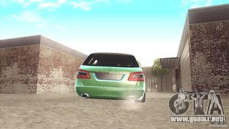 Mercedes-Benz E-Class Estate S212 para GTA San Andreas