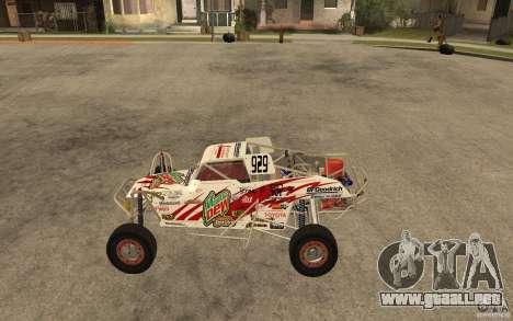 CORR Super Buggy 1 (Schwalbe) para GTA San Andreas left