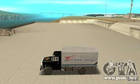 433112 ZIL con afinación para GTA San Andreas left