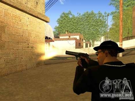 Desert Eagle MW3 para GTA San Andreas octavo de pantalla