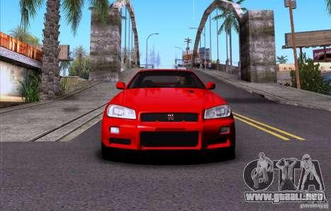 ENBSeries by HunterBoobs v3.0 para GTA San Andreas séptima pantalla