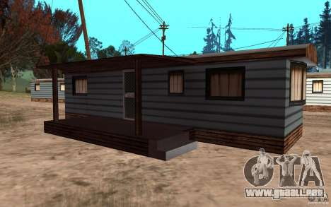 Ciudad nueva de remolque para GTA San Andreas segunda pantalla