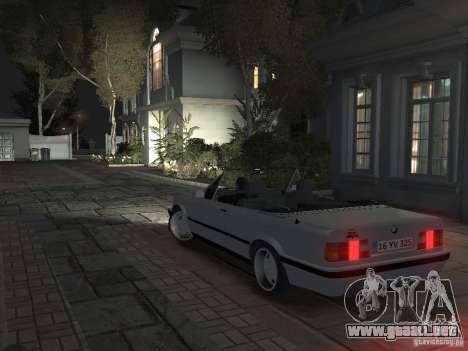 BMW 3-er E30 para GTA 4 visión correcta