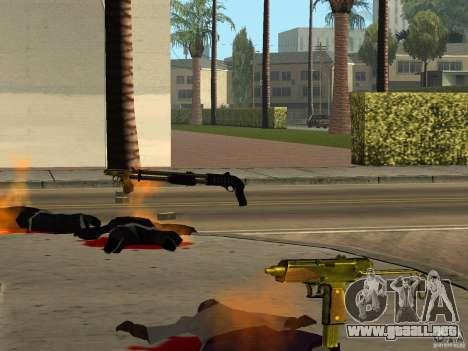 Armas nacional-versión 1.5 para GTA San Andreas undécima de pantalla