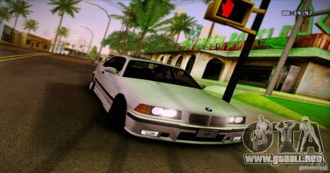 Paradise Graphics Mod (SA:MP Edition) para GTA San Andreas quinta pantalla