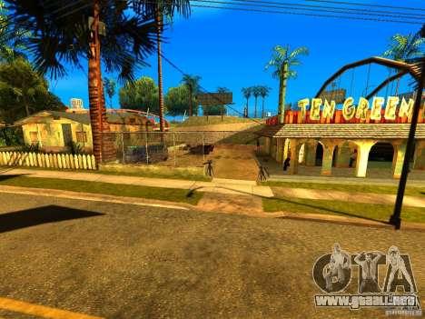 Mod Beber Cerveja V2 para GTA San Andreas quinta pantalla