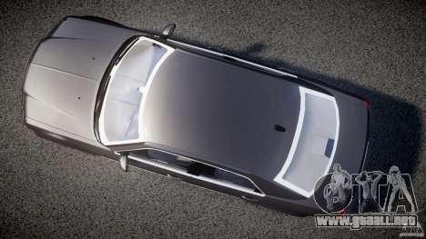 Chrysler 300C 2005 para GTA 4 visión correcta