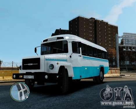 Kavz 39765 v1.0 para GTA 4 Vista posterior izquierda