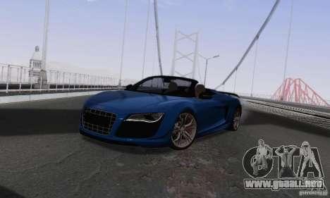 ENBSeries by dyu6 v6.5 Final para GTA San Andreas segunda pantalla