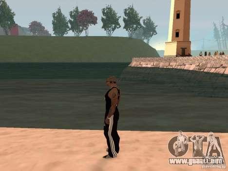 Elija cualquier clima para GTA San Andreas tercera pantalla