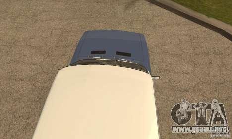 2106 VAZ viejo v2.0 para el motor de GTA San Andreas