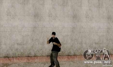 Piel de Bmydrug para GTA San Andreas quinta pantalla