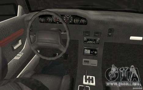 GTA3 HD Vehicles Tri-Pack III v.1.1 para visión interna GTA San Andreas