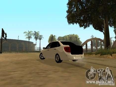 Lada Grant para GTA San Andreas left