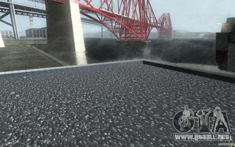 Control de caja HD para GTA San Andreas sucesivamente de pantalla