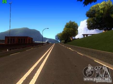 Roads Moscow para GTA San Andreas sexta pantalla